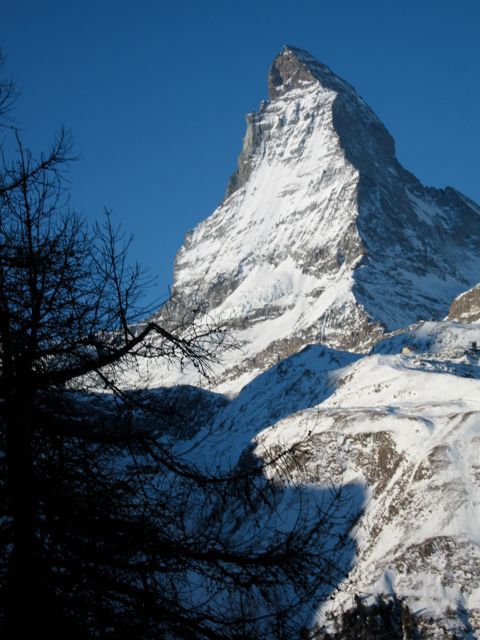 The Matterhorn Switzerland 2006